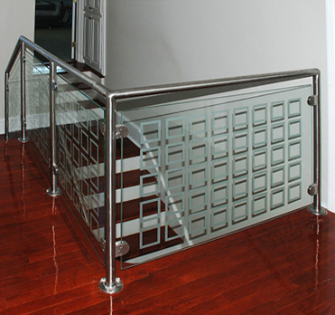 Metal Balustrade Railing
