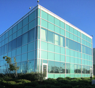 Metal Curtain Wall